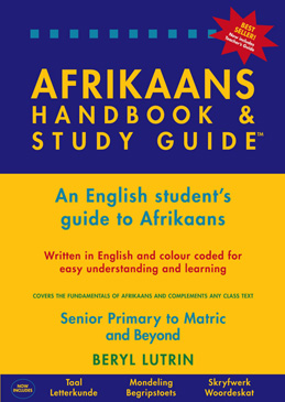 afrikaans handbook and study guide free download
