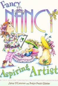 Fancy Nancy - Aspiring Artist by Jane O'Conner