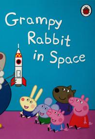 Grampy Rabbit in Space