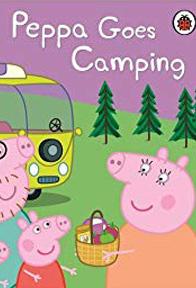 Peppa goes camping