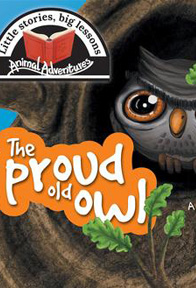 The proud old owl