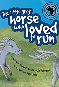 The little grey horse who loved to run