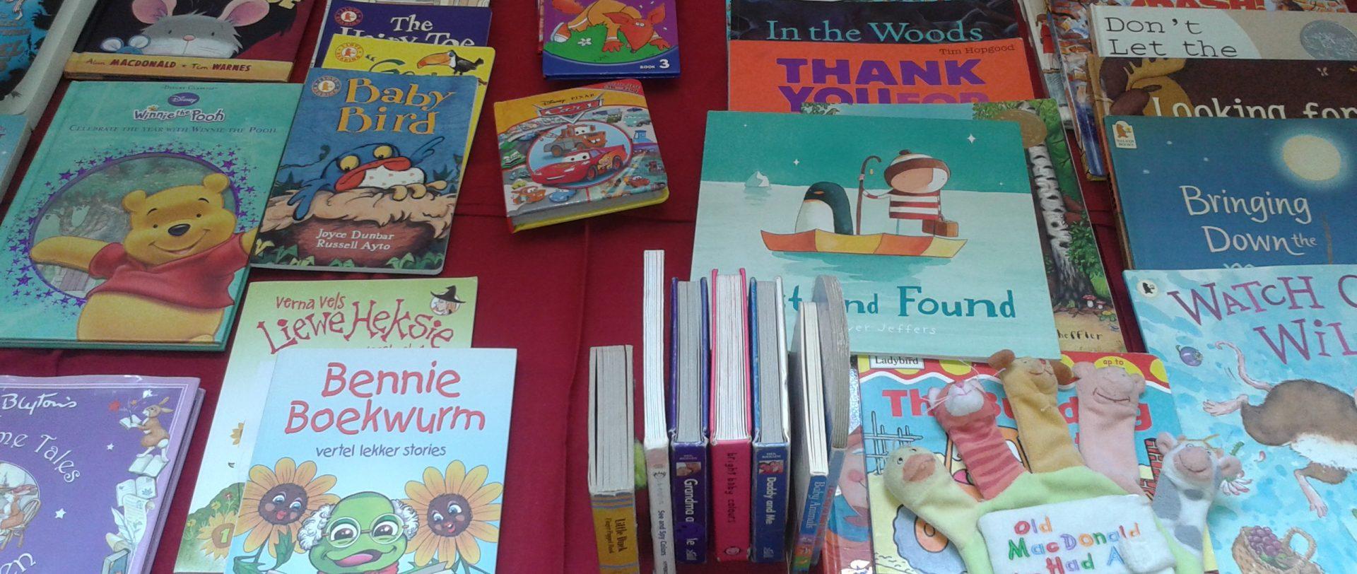 Kids Book Club Mokopane