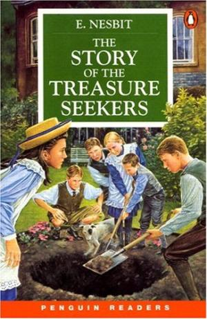 The Story of the Treasure Seekers by Nesbit