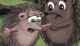 Pinky breaks the rules by Jacqui Shepherd