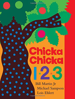 Chicka Chicka 1 2 3