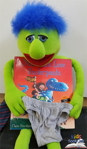 Dinosaurs love underpants - Zorb